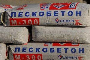 марка цементной смеси