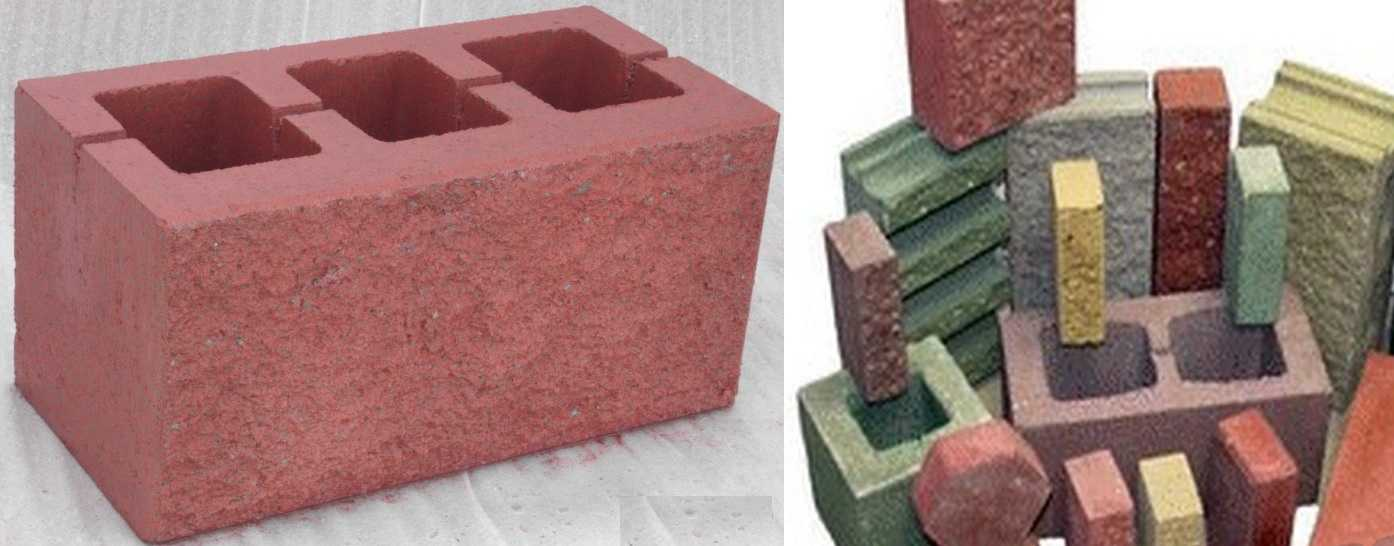 Вибропрессованные блоки для строительства дома