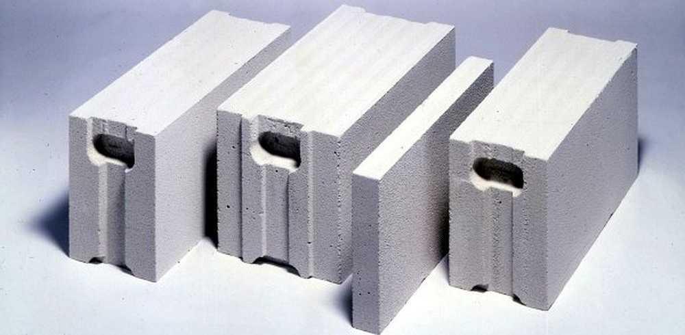 Разновидности строительных блоков: газоблок